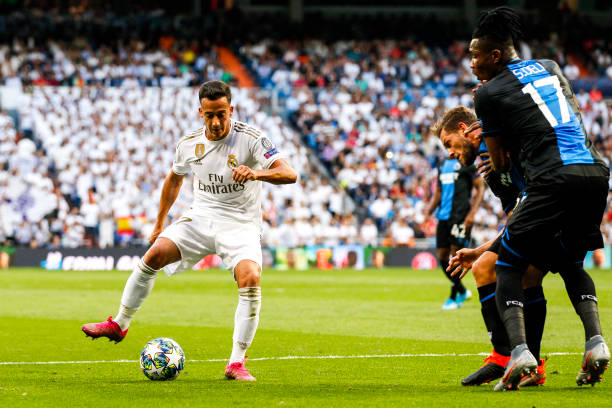Real Madrid v Club Brugge - UEFA Champions League