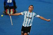 london england lucas vila argentina celebrates