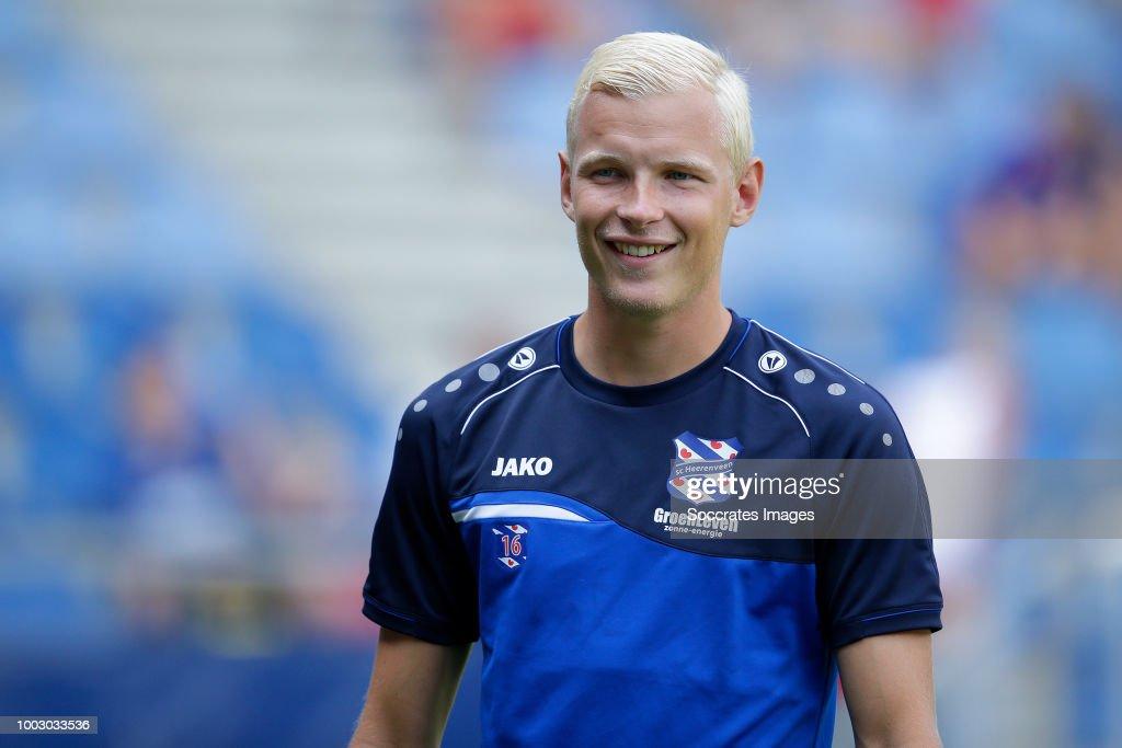 SC Heerenveen v Kayserispor - Pre-Season Friendly