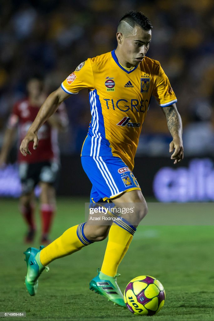 Tigres UANL v Tijuana - Torneo Clausura 2017 Liga MX : Fotografía de noticias