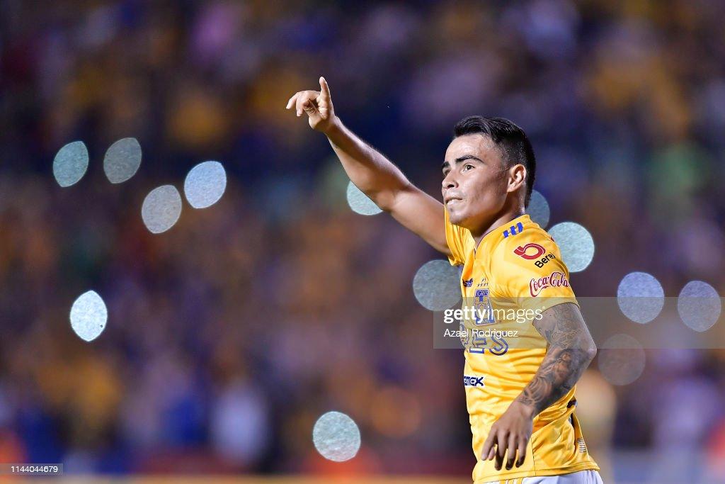 MEX: Tigres UANL v Morelia - Torneo Clausura 2019 Liga MX