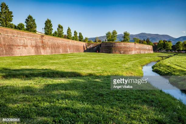 Lucca, wall