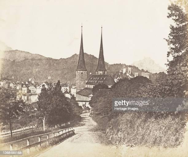 Lucerne 185356 Artist James Knight
