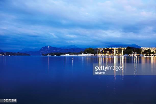 Lucerne blue Nacht