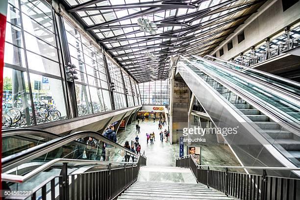 Lucerne Bahnhof, Bahnhof Luzern, Schweiz