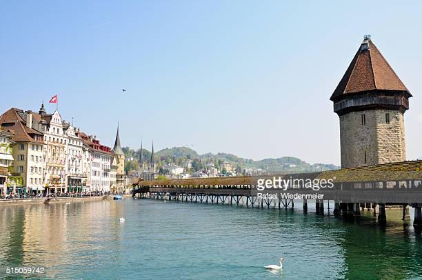Luzern-River-Brücke