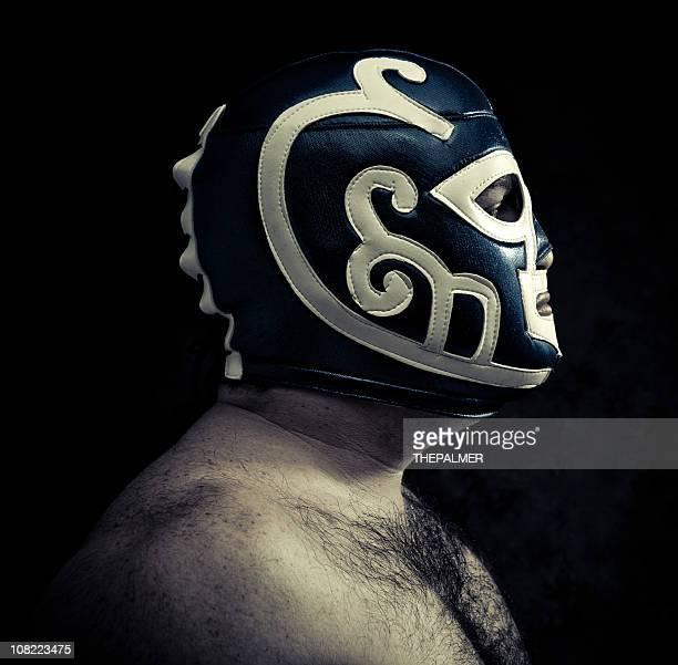 Mexikanisches Wrestling wrestler