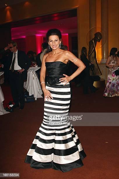 Lucia Aliberti Bei Der Diva Verleihung Im Hotel Bayerischer Hof In München