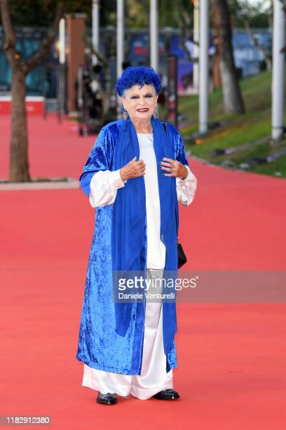 Lucia Bose attends the red carpet during the 14th Rome Film Festival on October 23, 2019 in Rome, Italy.