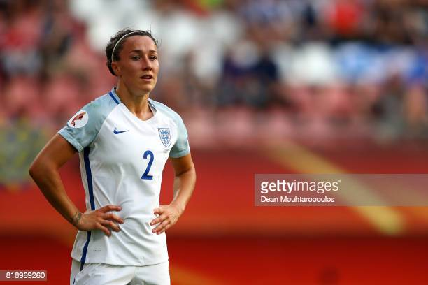Lucia Bronze of England during the UEFA Women's Euro 2017 Group D match between England and Scotland at Stadion Galgenwaard on July 19 2017 in...