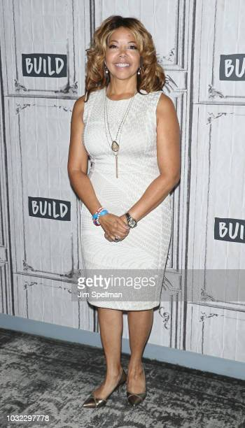 Lucia Kay McBath attends the Build Series to discuss Standing Our Ground The Triumph of Faith Over Gun Violence A Mother's Story at Build Studio on...