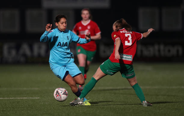 GBR: Coventry City v Tottenham Hotspur - The Women's FA Cup: Fifth Round