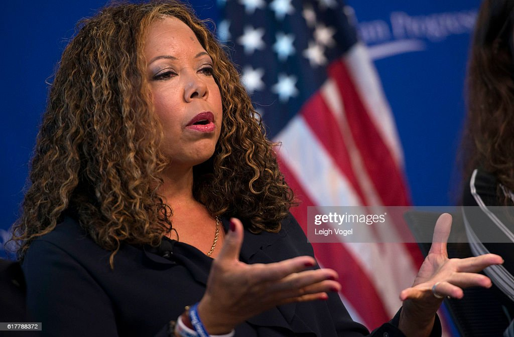 The Center For American Progress Presents 'Debbie Allen On Arts and Lived Experience: Race, Violence, And Access To The American Dream' : News Photo