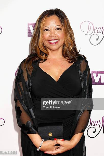 Lucia McBath mother of Jordan Davis attends VH1's Dear Mama Event on May 3 2016 in New York City Tunein to VH1 on Sunday May 8 2016 at 9pm to watch...