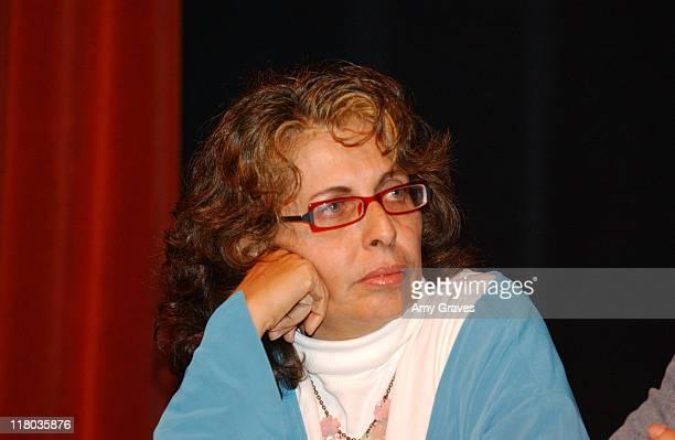 Lucia Murat, filmmaker during Palm Springs International Film Festival - Talking Pictures Cine Latino Seminar at Regal Cinemas in Palm Springs,...