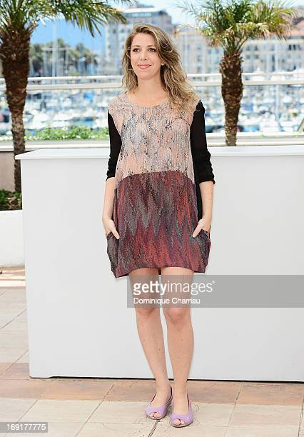Lucia Puenzo attends the photocall for 'Wacolda' during The 66th Annual Cannes Film Festival at Palais des Festivals on May 21 2013 in Cannes France