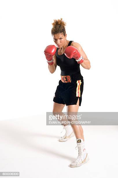 Lucia Rijker The Dutch Striker might be the most accomplished female boxer of all time The 5' 6' junior welterweight who was born in Holland acted in...