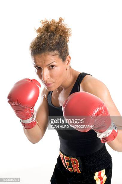 Lucia Rijker The Dutch Striker might be the most accomplished female boxer of all time The 5' 6 junior welterweight who was born in Holland acted in...