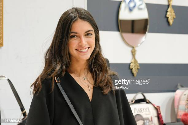 Lucia Rivera Romero at Anekke brand event during Momad Metropolis in Madrid on 13 September 2019 Spain