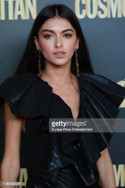 Lucia Rivera Romero attends Cosmopolitan Awards 2019 on October 24 2019 in Madrid Spain