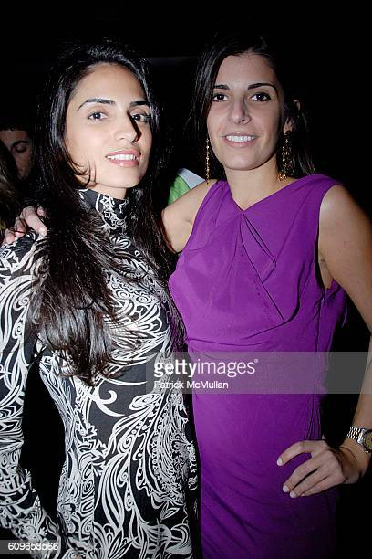 Lucia Tait and Geraldine Paz attend COUP de COEUR Celebrates the Holidays with Shopping and Cocktails at FELICE WINE BAR at FELICE Wine Bar 1166...