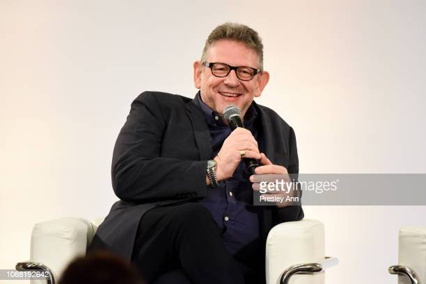 Lucian Grainge attends The Hollywood Chamber's 7th Annual State Of The Entertainment Industry Conference Presented By Variety at Loews Hollywood...