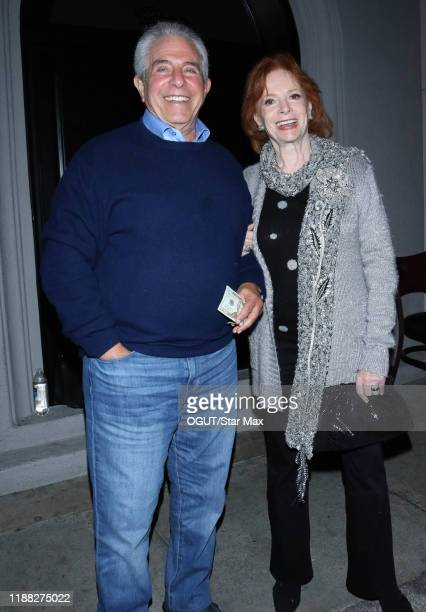 Luciana Paluzzi is seen on December 12, 2019 in Los Angeles, California.