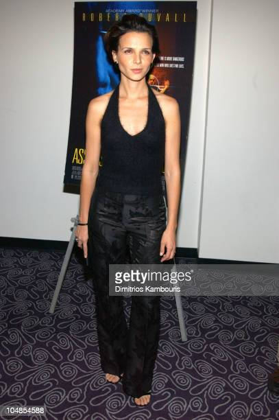 Luciana Pedraza during Assassination Tango Premiere New York at The Angelika Film Center in New York City New York United States