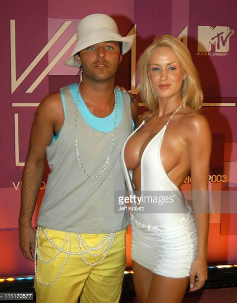 Luciana Salazar during MTV Video Music Awards Latin America 2003 Red Carpet at Jackie Gleason Theater in Miami Beach Florida United States