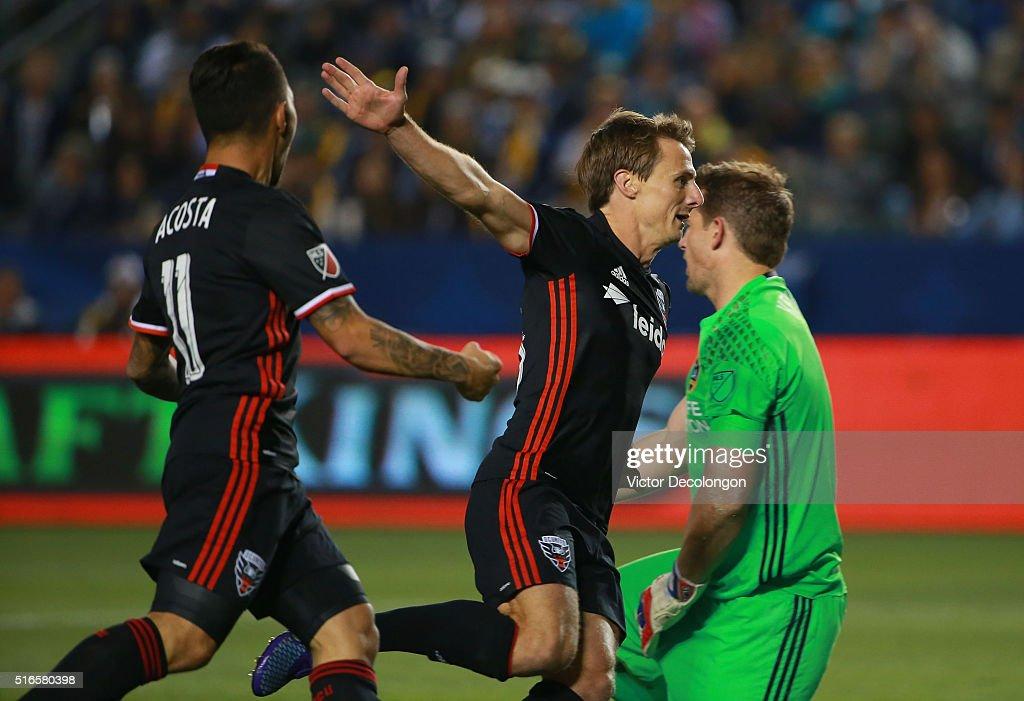 D.C. United v Los Angeles Galaxy