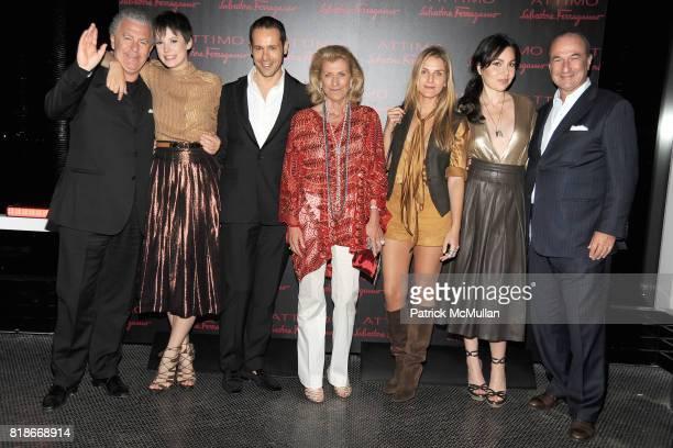 Luciano Bertinelli, Lady Alice St Clair Erskine , Massimiliano Giornetti, Giovanna Ferragamo, Gaia Repossi , Fabiola Beracasa and Michele Norsa...