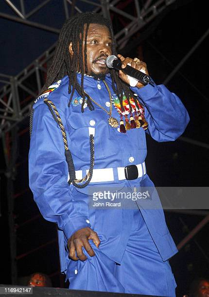 Luciano during VP Records Memorial Weekend Concert May 29 2005 at Bayfront Park in Miami Florida United States