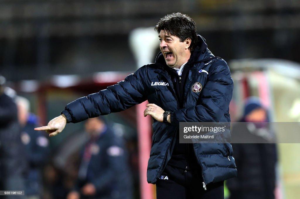 AS Livorno v AC Siena - Serie C