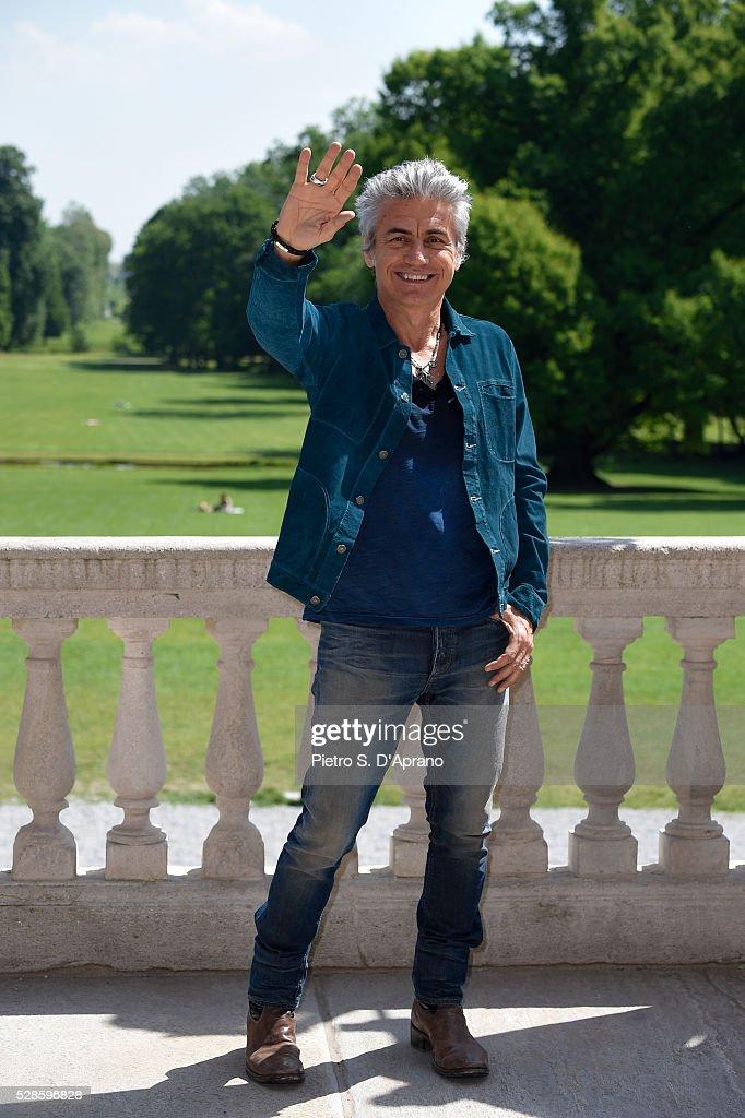 Luciano Ligabue Presents Scusate Il Disturbo on May 6, 2016 in Monza, Italy.