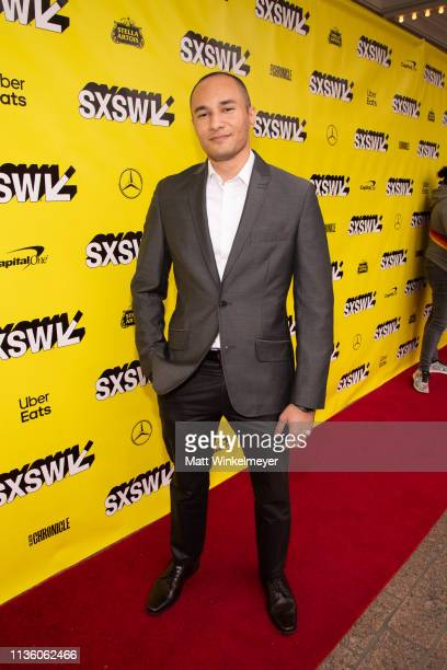 Luciano Nascimento attends the Band Together With Logic 2019 SXSW Conference and Festivals at Paramount Theatre on March 15 2019 in Austin Texas