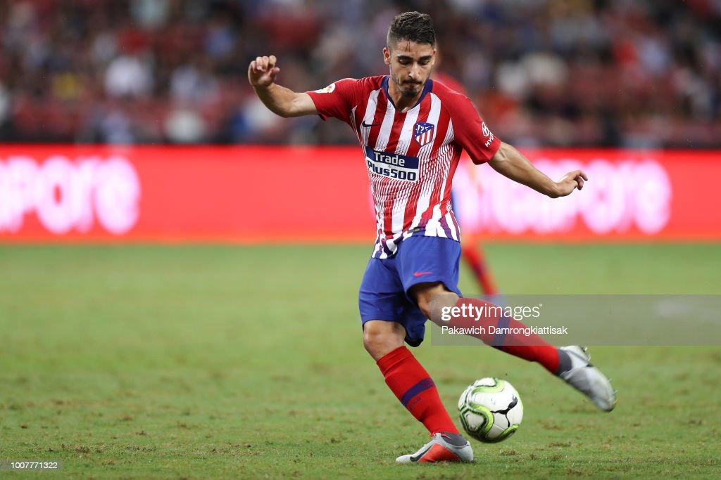 Paris Saint Germain v Club Atletico de Madrid - International Champions Cup 2018 : News Photo