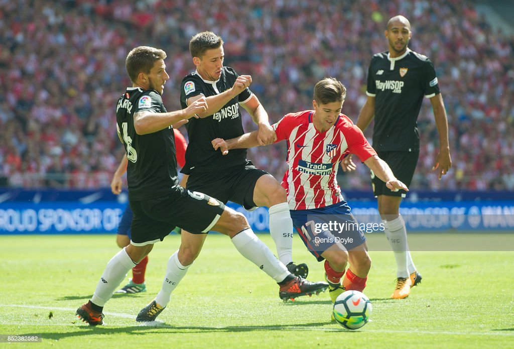 Atletico Madrid v Sevilla - La Liga : News Photo