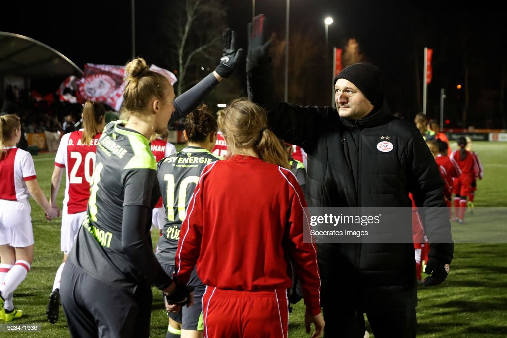 Ajax v PSV - Dutch Eredivisie Women