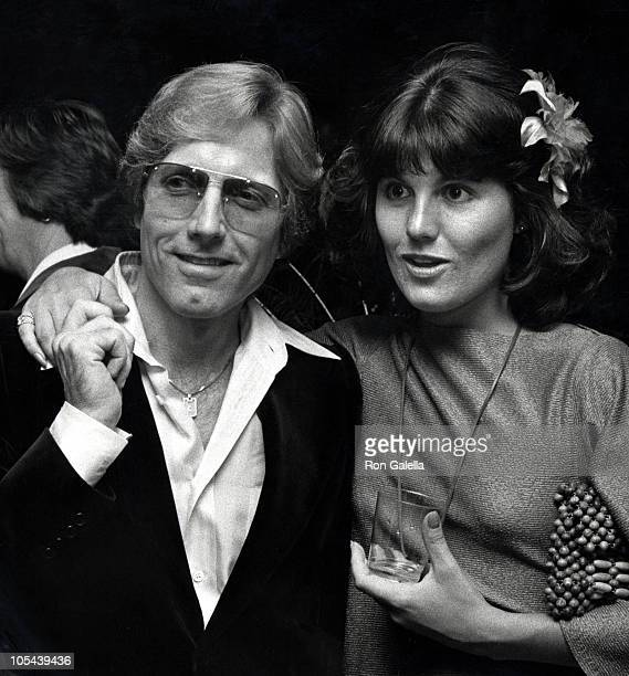 Lucie Arnaz and Charles Burke during Bob Mackie Party at Phylis Morris Interior Designer in Beverly Hills California United States
