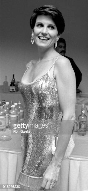 Lucie Arnaz attends 22nd Annual Songwriters Hall of Fame Induction Dinner on May 29 1991 at the New York Hilton Hotel in New York City