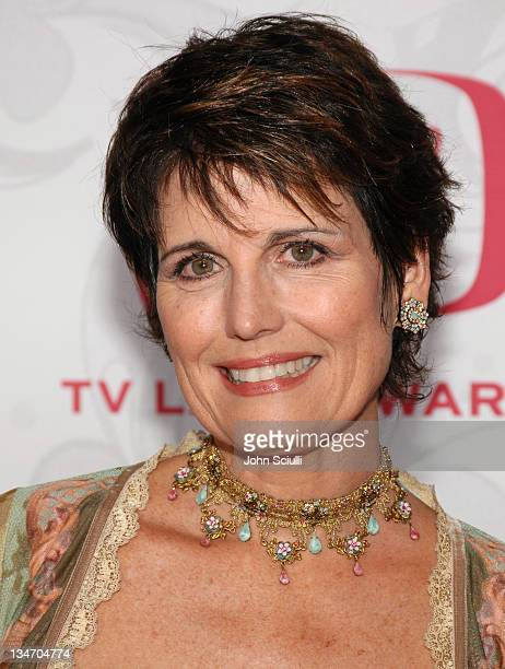 Lucie Arnaz during 5th Annual TV Land Awards Arrivals at Barker Hanger in Santa Monica CA United States