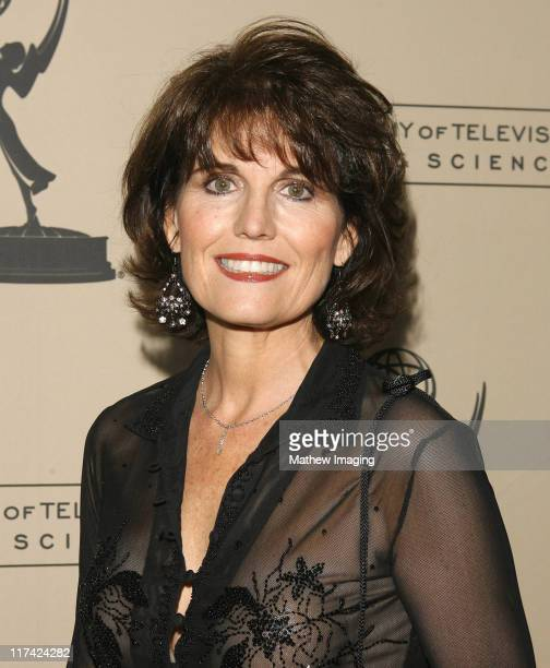 Lucie Arnaz during Academy of Television Arts Sciences Hall of Fame Ceremony Arrivals at Beverly Hills Hotel in Beverly Hills California United States