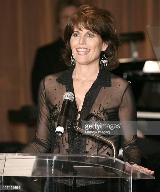 Lucie Arnaz during Academy of Television Arts Sciences Hall of Fame Ceremony Inside and Reception at Beverly Hills Hotel in Beverly Hills California...