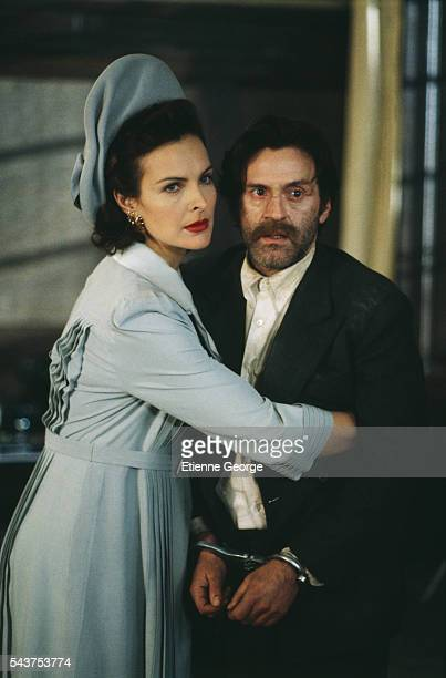 Lucie Aubrac was a French Resistance fighter against German occupation during World War II. French actress Carole Bouquet, who portrays Lucie Aubrac,...