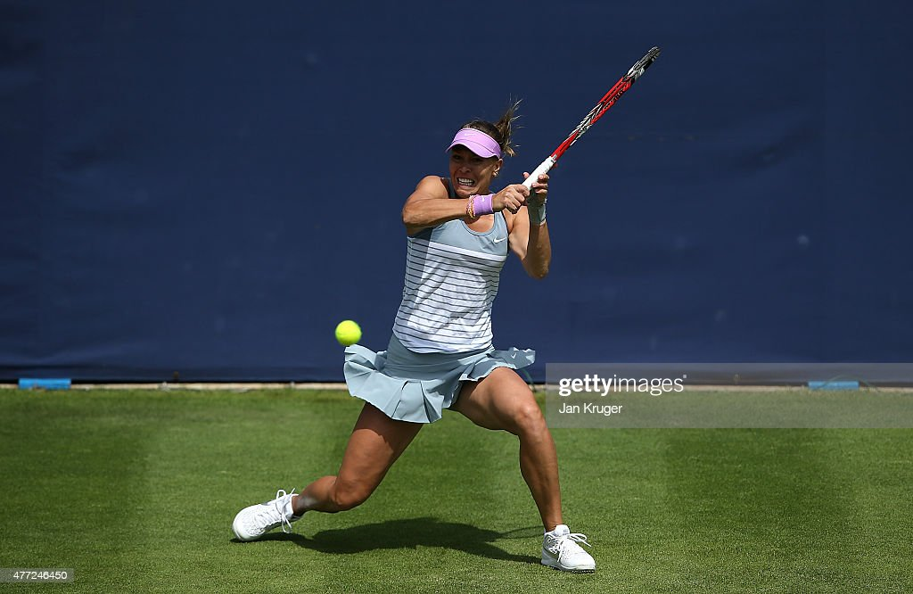 Aegon Classic - Day One : News Photo