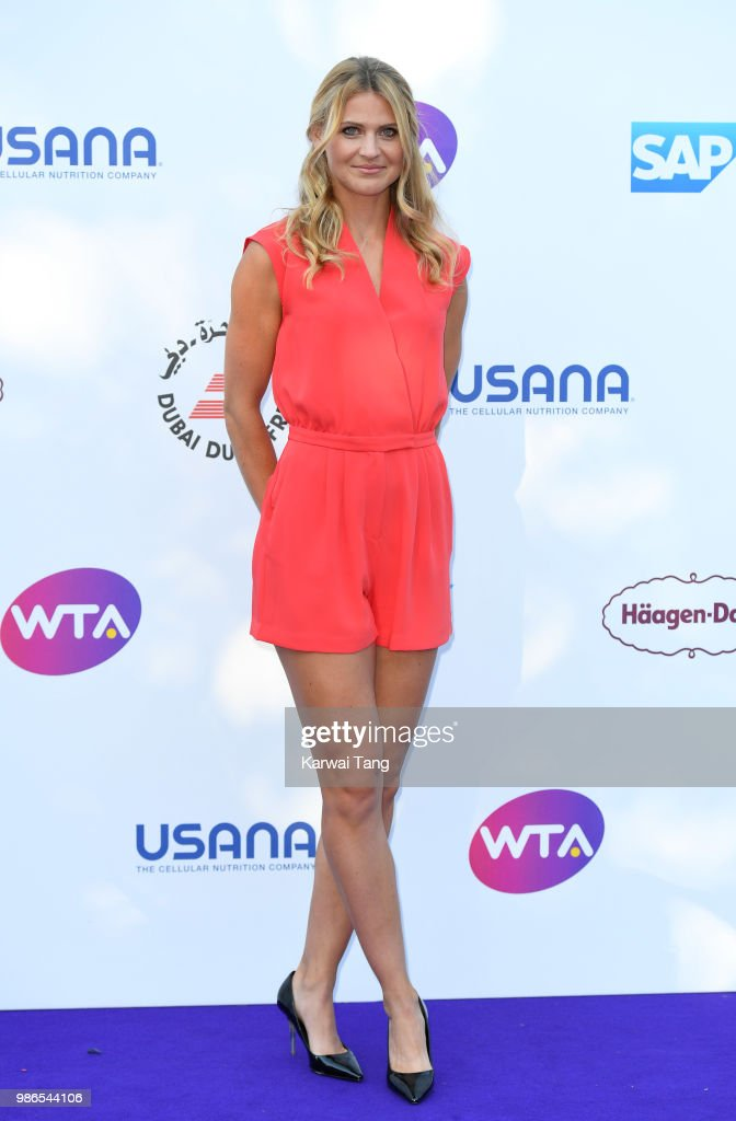 The WTA's 'Tennis On The Thames' Evening Reception - Arrivals