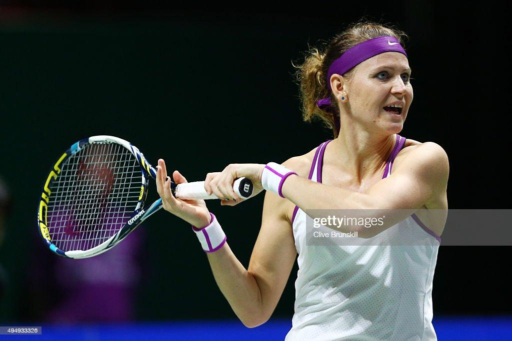BNP Paribas WTA Finals: Singapore 2015 - Day Six : News Photo