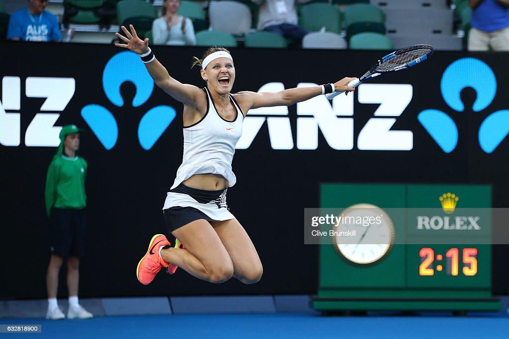 2017 Australian Open - Day 12 : News Photo