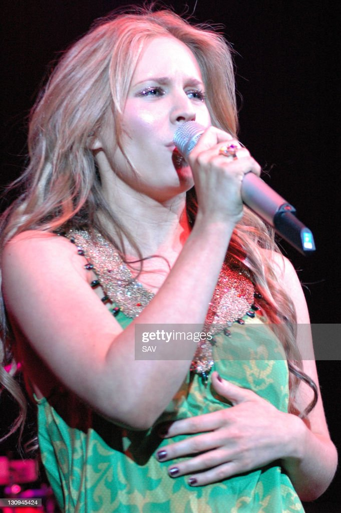 Lucie Silvas in Concert at Shepherd's Bush Empire in London - April 27, 2005