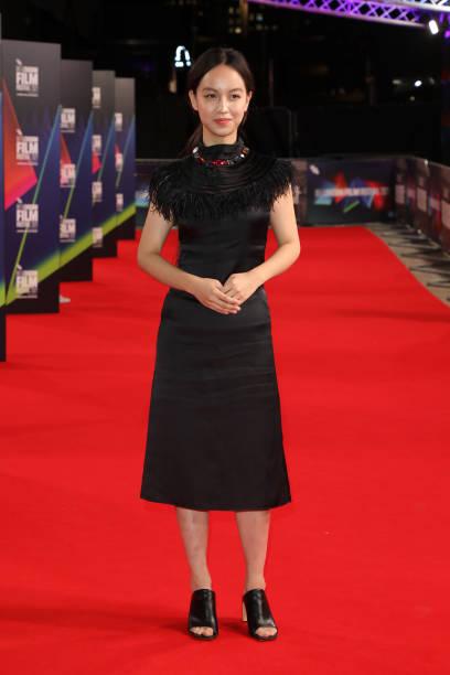 """GBR: """"Paris, 13th District"""" UK Premiere - 65th BFI London Film Festival"""